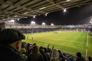 Halliwell Jones Stadium